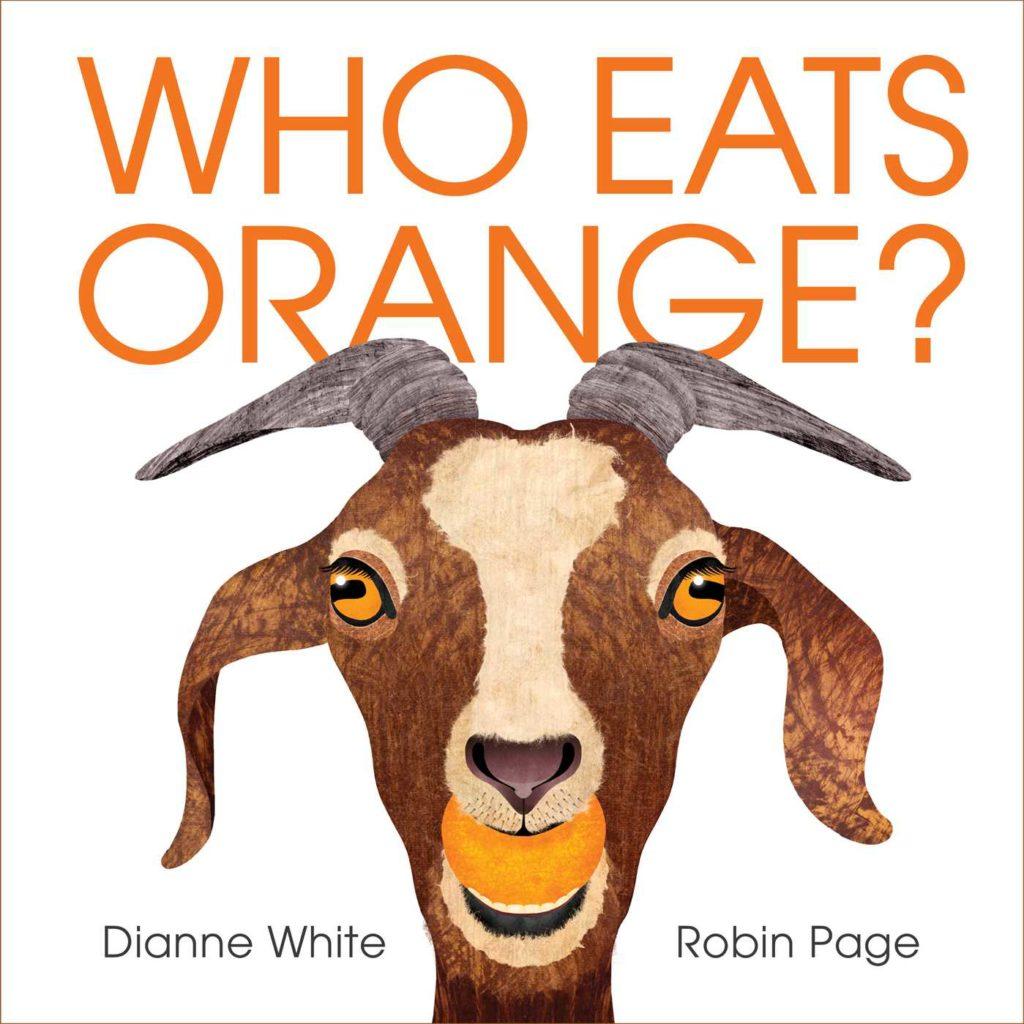 Image result for who eats orange diane white amazon